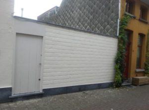 Schilderwerken buiten   DB Paints, schilderwerken Antwerpen, Hemiksem