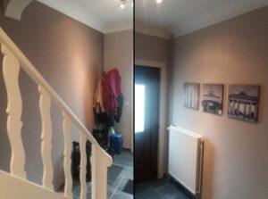 Schilderwerken binnen | DB Paints, schilderwerken Antwerpen, Hemiksem